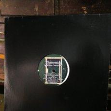 Discos de vinilo: THEORETICAL- OFF KILTER CONTEXT EP (CAJUAL MUSIC) 1996.. Lote 228408355