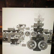 Discos de vinilo: DJ TUTTLE- ANLX 03 (FRANCE), 2000. (TRANCE).. Lote 228412055