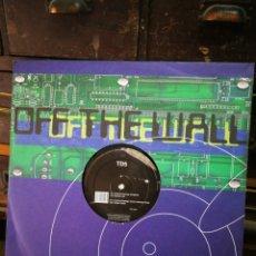 Discos de vinilo: TD5- OFF THE WALL (TECHNO) ENGLAND, 1999.. Lote 228413060