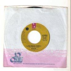 "Discos de vinilo: O´JAYS 7"" USA IMPORTACION 45 I LOVE MUSIC 1975 SINGLE VINILO FUNK SOUL R&B DISCO PHILADELPHIA SOUND. Lote 228414070"