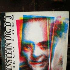 Discos de vinilo: EINSTEIN DR. D'J- DISCO LOCO (ÁREA INTERNACIONAL), COLLINO-PINOSA, 1992.. Lote 228415150