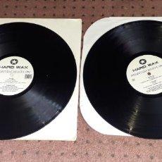 Discos de vinilo: PROGRESSIVE VOLUME ONE - VARIOS ARTISTAS - USA - HARD WAX - 2 MAXIS 33 RPM - LV -. Lote 228416000