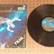 Discos de vinilo: MELLOW TRAX - MYSTERY IN SPACE - MAXI - GERMANY - WHAT´S UP - PLS 918 - L -. Lote 228418240