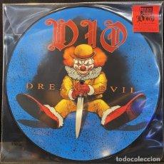 Discos de vinilo: DIO (2) – DREAM EVIL -EP PICTURE/ RSD-. Lote 228422150