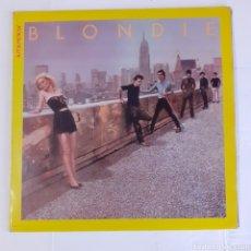 Discos de vinilo: BLONDIE. AUTOAMERICAN. CDL-1290. ESPAÑA 1980. DISCO VG+. CARÁTULA VG+.. Lote 228422690