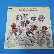 Discos de vinilo: DISCO DE VINILO - THE ROLLING STONES - OUT OF TIME - 1975. Lote 228422775