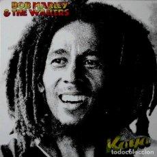 Discos de vinilo: BOB MARLEY & THE WAILERS – KAYA -LP-. Lote 228427880