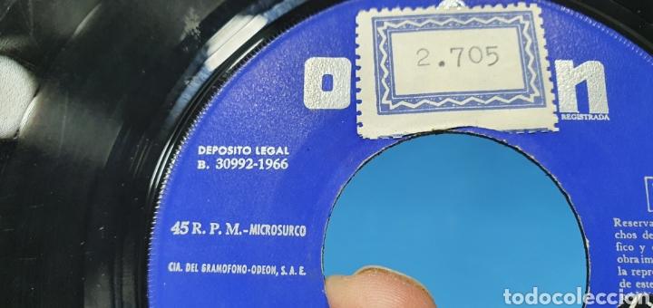 Discos de vinilo: DISCO DE VINILO - THE BEATLES - ELEANOR RIGBY / GOT TO GET YOU INTO MI LIFE - 1966 - Foto 4 - 228435225