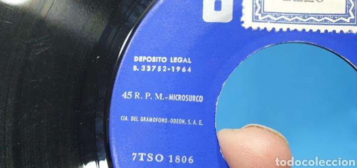 Discos de vinilo: DISCO DE VINILO - THE BEATLES - KANSAS CITY / MR. MOONLIGHT - 1964 - Foto 5 - 228436105