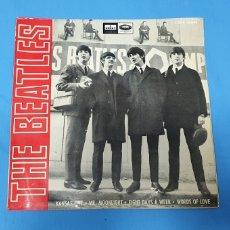 Discos de vinilo: DISCO DE VINILO - THE BEATLES - KANSAS CITY / MR. MOONLIGHT - 1964. Lote 228436105