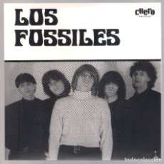 Discos de vinilo: LOS FOSSILES - YOU´LL FEEL ALRIGHT (SINGLE 7'' 2018 CUERO RECORDS). Lote 228437850