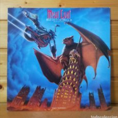 Discos de vinilo: LP ALBUM , MEAT LOAF , BAT OF HELL II. , IMPORT.VIRGIN GREY V2710. Lote 228442870