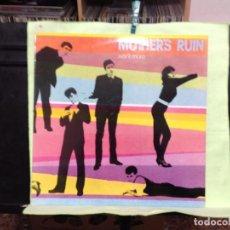 Discos de vinilo: MOTHER'S RUIN - WANT MORE ( NEW WAVE, PUNK) ALBUM VINYL LP SUIZA 1981- NM-NM. Lote 228451025