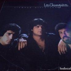 Discos de vinilo: LOS CHUNGUITOS. Lote 228464050