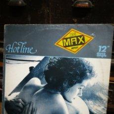 Discos de vinilo: MAXI SINGLE HOTLINE- GUILTY (CHANNEL RECORDS) BELGIUM.. Lote 228466315