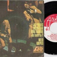 Discos de vinilo: SAM & DAVE - CAN'T YOU FIND ANOTHER WAY OF DOING IT - SINGLE ESPAÑOL DE VINILO. Lote 228476145