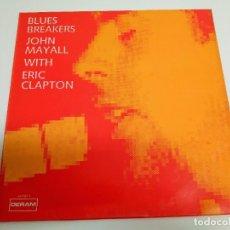 Discos de vinilo: JOHN MAYALL WITH ERIC CLAPTON – BLUESBREAKERS. Lote 228489670