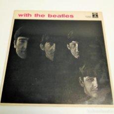 Discos de vinilo: THE BEATLES – WITH THE BEATLES. Lote 228493070