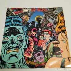 Discos de vinilo: IGGY POP – BRICK BY BRICK. Lote 228495097