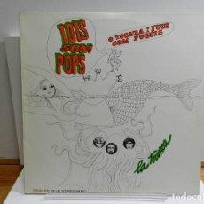 Discos de vinil: DISCO VINILO LP. LA TRINCA - TOTS SOM POPS. EDICIÓN ESPAÑOLA. 33 RPM.. Lote 228498000