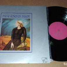 Discos de vinilo: LP MARIA DOLORES PRADERA ACOMPAÑADA POR LOS GEMELOS. Lote 228500580