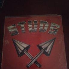 """Discos de vinilo: STUDS """" STUDS """" EDICIÓN ORIGINAL 1981.. Lote 228535720"""