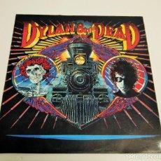 Discos de vinil: DYLAN* & THE DEAD* – DYLAN & THE DEAD. Lote 228546705