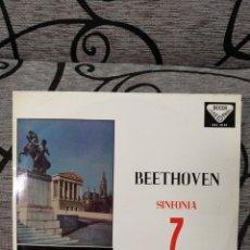 Discos de vinilo: BEETHOVEN SINFONÍA 7. Lote 228565251