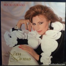 Dischi in vinile: ROCIO JURADO // NUEVA NAVIDAD // ENCARTE // 1990 //(VG VG). LP. Lote 228579615