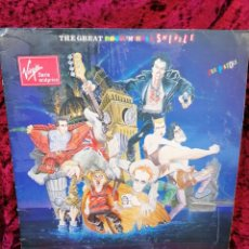 Discos de vinilo: LP VINILO SEX PISTOLA ' THE GREAT ROCK AND ROLL SWINDLE'. Lote 228605540