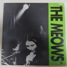 Discos de vinilo: THE MEOWS ‎– CRAZY . SINGLE VINILO. POWER-POP 1995. Lote 228607535