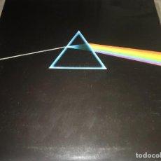 Discos de vinilo: PINK FLOYD-THE DARK SIDE OF THE MOON-PORTADA ABIERTA-RARA EDICION ESPAÑOLA DEL AÑO 1986. Lote 228639975