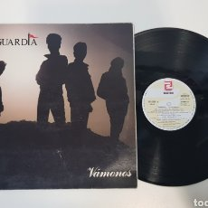 Discos de vinilo: LA GUARDIA - VAMONOS - DICO VINILO LP. Lote 228640240