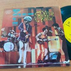 Discos de vinilo: SLY & FAMILY STONE (PUESTO STAND) EP MEXICO (EPI20). Lote 228641790