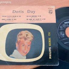 Dischi in vinile: DORIS DAY (DREAM A LITTLE DREAM OF ME) EP ESPAÑA 1958 (EPI20). Lote 228648145