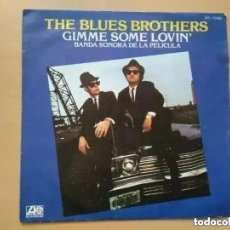 Dischi in vinile: BLUES BROTHERS - GIMME SOME LOVIN(SG) 1980. Lote 228657612