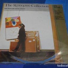 Discos de vinilo: LOH3 LP JAZZ UK MONO 1967 JOHNNY DANKWORTH THE ONE MILLON DOLLAR COLLECTION MUY BUEN ESTADO. Lote 228662043