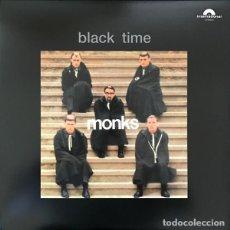 Discos de vinilo: LP MONKS - BLACK TIME - INTERNATIONAL 2499000 - RE - NUEVO / PRECINTADO !!*. Lote 228662710