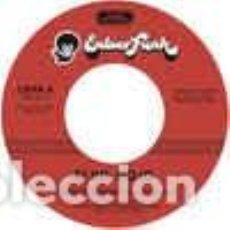 Discos de vinilo: EL SR. ROJO MEGA CODE RED / MADRID APRIETA SG NUEVO. Lote 228676015