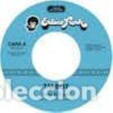 Discos de vinilo: TALBOT ELLA PLÁSTICA /AMO EL FUNK VINILOS ENLACE FUNK. Lote 228676095