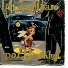 Discos de vinilo: DANIEL TOMAS (CANTA UN ANGEL PASO POR BROOKLYN) - ELSA PEJRONE /OBSESION / NU POCO 'E BENE). Lote 228692643