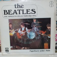 Discos de vinilo: THE BEATLES - PAPERBACK WRITER. THE SINGLES COLLECTION 1962/1970. Lote 228693215