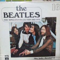 Discos de vinilo: THE BEATLES. HEY JUDE - THE SINGLES COLLECTION 1962/1970. Lote 228698285