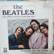 Discos de vinilo: THE BEATLES. ALL TOGETHER NOW - THE SINGLES COLLECTION 1962/1970. Lote 228699955