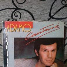 Discos de vinilo: ADAMO - CANTARE. Lote 228733620