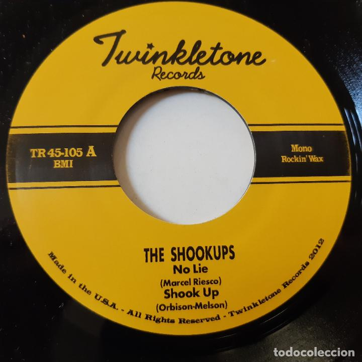 THE SHOOUKPS- NO LIE - USA EP 2012- ROCKABILLY - VINILO COMO NUEVO. (Música - Discos de Vinilo - EPs - Rock & Roll)