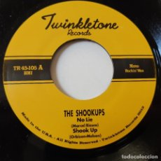 Discos de vinilo: THE SHOOUKPS- NO LIE - USA EP 2012- ROCKABILLY - VINILO COMO NUEVO.. Lote 228748905