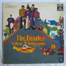 Discos de vinilo: LP VINILO THE BEATLES YELLOW SUBMARINE 1969. Lote 228809865
