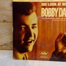 Discos de vinilo: BOBBY DARIN .ROSES OF PICARDY Y 3 MAS. Lote 228834765