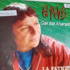Dischi in vinile: SINGLE (VINILO) DE EL PELOS CON LOS MARUS AÑOS 80. Lote 228848390